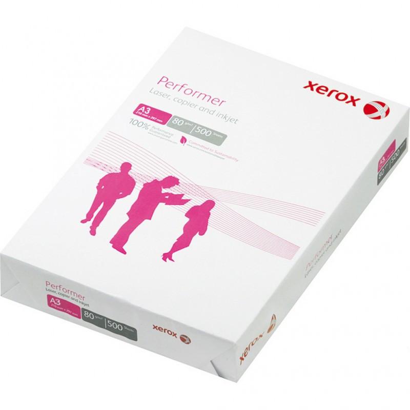 Офисная Бумага A3 Xerox Performer 80g/m2 500л. (Class C) (003R90569)
