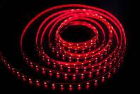 Лента светодиодная влагостойкая (LED) 3528-60-65R 24W Luxel красная (5м)