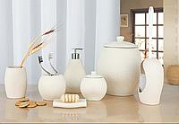 Керамический набор 6 предметов для ванной