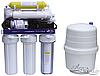 Фильтр 6-ступенчатая система ОС с насосом и минералами KCRO-5BС+MS 50GPD aqua-world