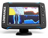 Lowrance Elite-7Ti - GPS эхолот для рыбалки Лоуренс Элит 7 с сенсорным экраном