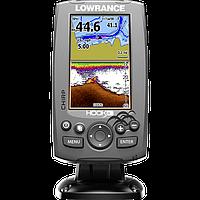Lowrance Hook 4 - GPS эхолот для рыбалки Лоуренс Хук 4