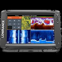 Lowrance Elite-12Ti - эхолот с GPS для рыбалки Лоуренс Элит 12 с сенсорным экраном