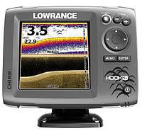 Lowrance Hook_5X - эхолот для рыбалки Лоуренс Хук 5