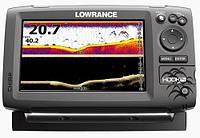 Lowrance Hook 7X - эхолот для рыбалки Лоуренс Хук 7х