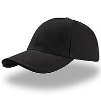 Черная кепка-сэндвич