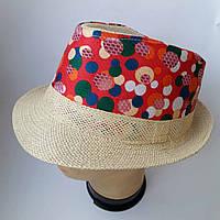 Шляпа молодежная челинтано Размер  54,56б57б58