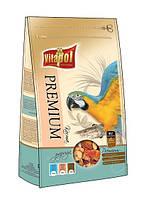 Корм для больших попугаев Premium Vitapol, 750 гр.