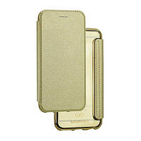 Book Cover Royal Case iPhone 5 Gold