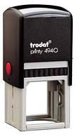 Оснастка для квадратної печатки Ф40 мм, в асортименті 4940