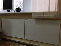 Дополнительное отопление в офисе «Зеленое Тепло» GH-700