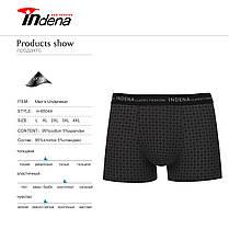Мужские боксеры стрейчевые марка «INDENA» АРТ.65049, фото 3