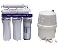 Фильтр 5-ступенчатая система обратного осмоса с гидроаккумулятором KCRO-5BA