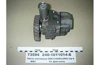 Насос масляный ЯМЗ 240-1011014-Б (ЯМЗ-240)