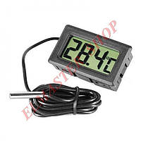 Встраиваемый термометр, измеритель температуры, датчик 1м