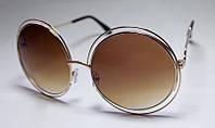 Неординарные женские солнцезащитные очки