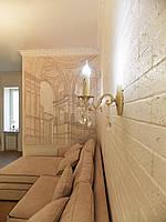 Художественная роспись на стене