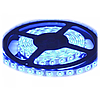 Лента светодиодная влагостойкая (LED) 3528-60-65B 24W Luxel синяя (5м)