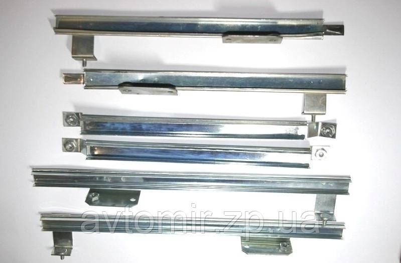 Направляющие стекол Ваз 2104, 2105,2107 (к-кт 6 шт)
