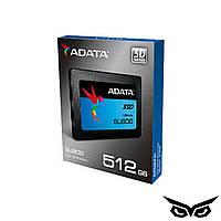 ADATA SSD Ultimate SU800 512GB 2,5'' (ASU800SS-512GT-C)