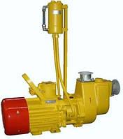 КМС 100-80-170Е - насос для перекачивания нефтепродуктов. Продуктивность 1600 л/мин.