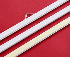 Планки пластиковые, 290 мм. уп/100 шт.