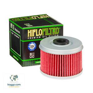 Маслянный фильтр Hiflo HF113 для Honda