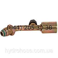 Муфта, UN 45° UR, с уплотнительным кольцом/клапаном, 5746, фото 1