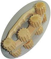 Деревянный массажер для тела