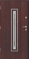 Входная бронированная дверь для дома TT PLUS узор CATANIA  (WMA)