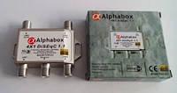 Дисект 4вх-1вых Alphabox 1.1
