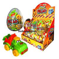Яйцо Мини Пилар с драже 12 шт (Aras)