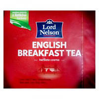 Lord Nelson English breakfast tea 75 пак (Польша)