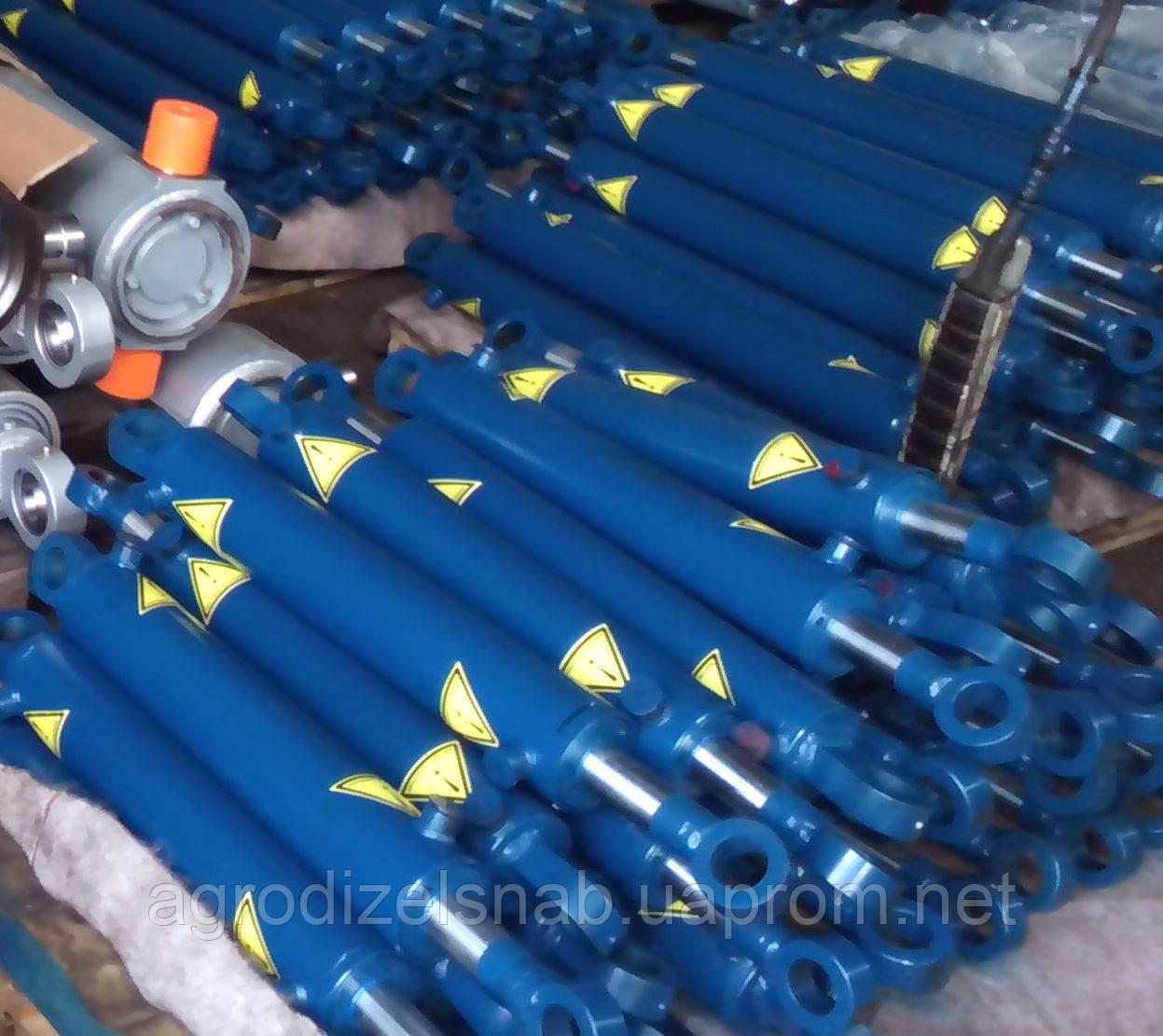 Гидроцилиндр 80х50х320 (манипулятор ПЛ-70-01, ПЛ-70) ЦГ-80.50х320.21
