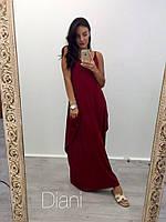 Женский сарафан в пол