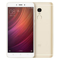 Смартфон Xiaomi Redmi Note 4X Gold 4/64Gb Android 6.0 Heio X20 Global version Оригинал,Гарантия
