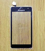 Сенсор Lenovo K860 черный