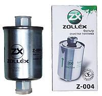 Фильтр топливный ВАЗ 2108-2115.резьбовое соединение ZOLLEX