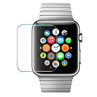 Защитное стекло для Apple Watch 38мм - COTEetCI GLASS 0.1MM, глянцевое