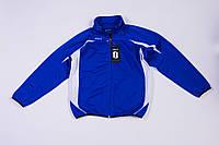 Детская спортивная куртка синяя sоls