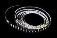 Светодиодная лента (Led) влагостойкая 5050-60-65W 72W Luxel белая (5м)
