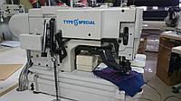 Петельный полуавтомат челночного стежка TYPE SPECIAL S-A10/781D