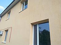 Утепление фасадов зданий пенопластом