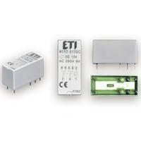 Реле электромеханическое миниатюрное MER2-024 AC 2p