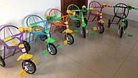 Велосипед детский трехколесный Tilly Trike BT-CT-0016 Гвоздик