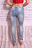 Женские зауженные джинсы Miss Curry большого размера !!! (код), фото 2