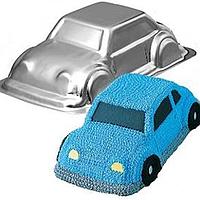 """Алюминиевая форма для пирога """"Машинка"""""""