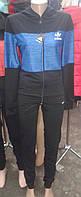 Женский спортивный костюм  в синем цвете