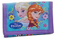Кошелек детский Frozen mint, 26*13