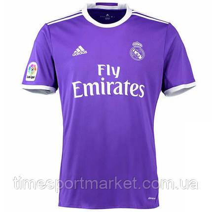 Форма Реал Мадрид Рональдо Выездная 2016 - 2017 в наличии размер S на рост 176, фото 2
